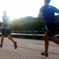 Coaching course à pied sur les quais du Rhône à Lyon