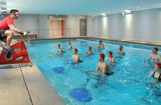 salle de sport villeurbanne avec piscine