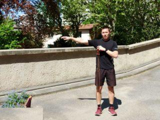 apprendre la corde à sauter